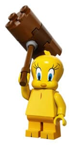 LEGO 71030 Looney Tunes Tweety