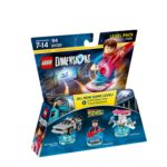 LEGO Dimensions 71201 Back To The Future Level Pack Box