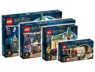 LEGO Harry Potter 2021 Juni Neuheiten