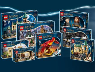 LEGO Harry Potter Vorstellung Sommer 2021 Titel2