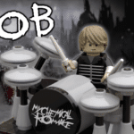 LEGO Ideas Welcome To The Black Parade (4)
