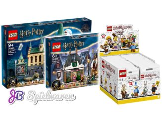 LEGO Looney Tunes Harry Potter Vorbestellungen