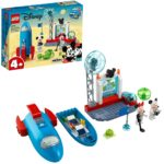 LEGO Mickey And Friends 10774 Mickey Und Minnie Mouses Weltraumrakete