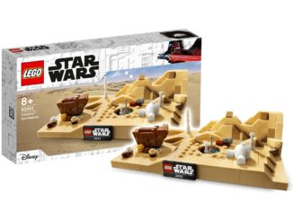 LEGO Star Wars 40451 Tatooine Homestead