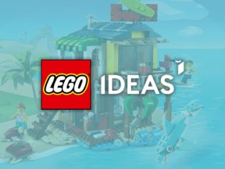LEGO Ideas Seaside Contest Titel